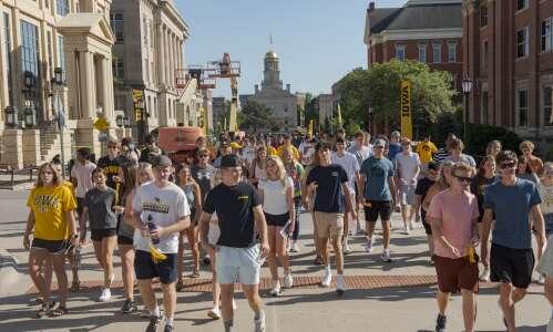 Total enrollment slips across Iowa's public universities, again