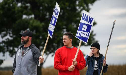 From the Deere picket line: Frustration, fear and hope