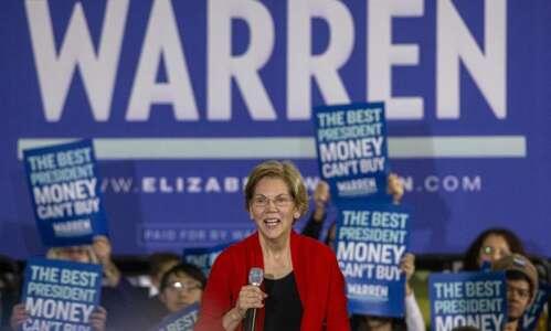 Elizabeth Warren vows anti-corruption policies as voters narrow their picks