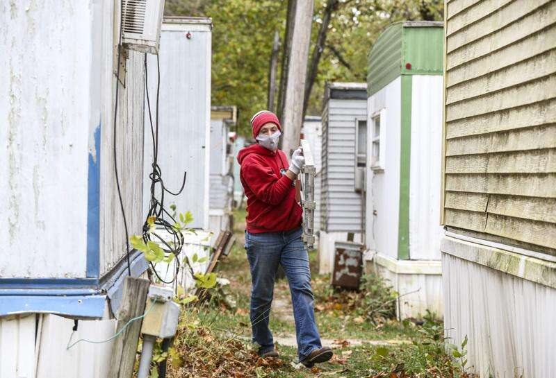 Developers promised Iowa City mobile home residents new homes. That was 17 months ago