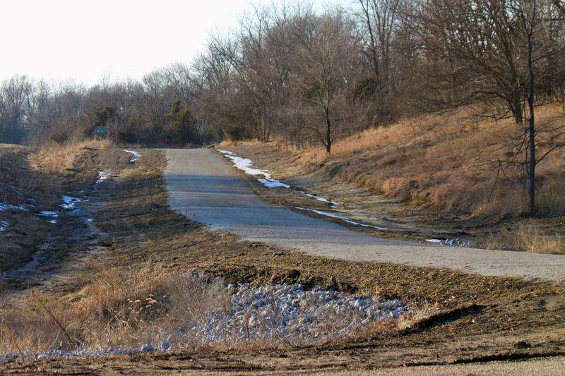 3 more miles of Marion's Grant Wood Trail to be paved