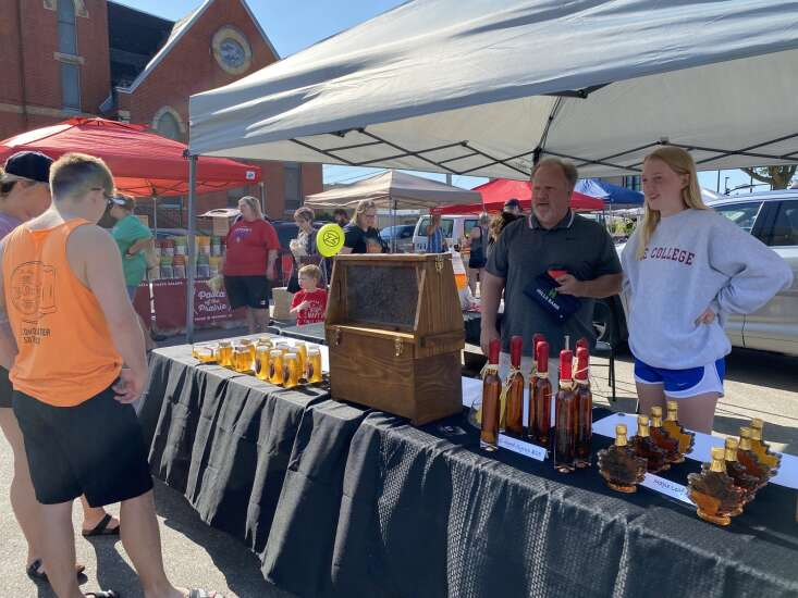 Fall Marion Market is Saturday in Uptown area
