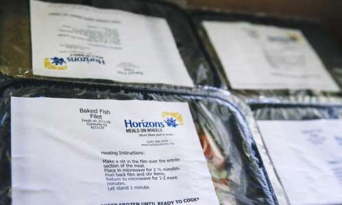 Horizons ramps up meal delivery to hundreds in Linn and…
