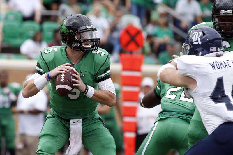 North Texas' McNulty recalls City High roots