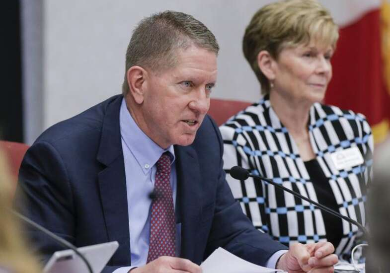Iowa regents looking at 5 percent tuition increase this fall