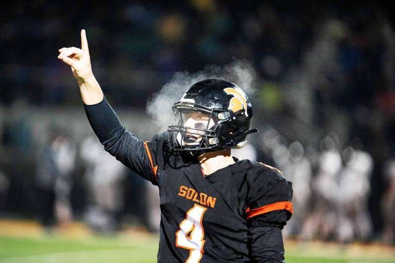Kevin and Cam Miller keep making memories with Solon football