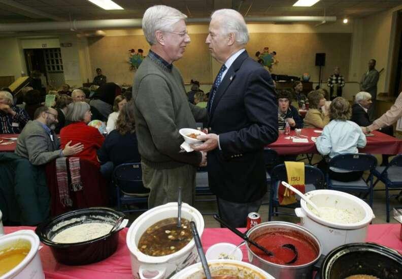 Iowa Attorney General Tom Miller endorses Joe Biden for president