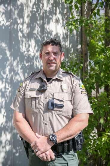 New Palisades-Kepler ranger, volunteers keys to reopening state park