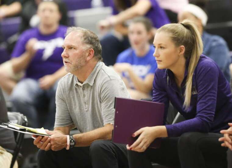 Area high school volleyball Super 10, conference standings: Liberty still No. 1