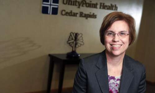 New UnityPoint Health-Cedar Rapids CEO takes the reins