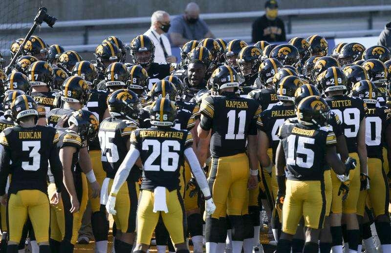 Photos: Iowa Hawkeyes vs. Michigan State Spartans