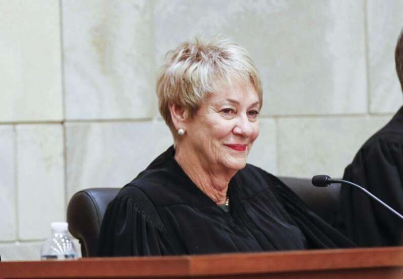 U.S. Chief Judge Reade honored for leadership in past 10 years