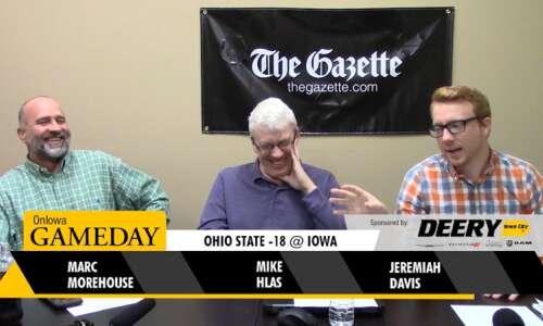 On Iowa Gameday: Week 10 college football picks, including Iowa-Ohio…