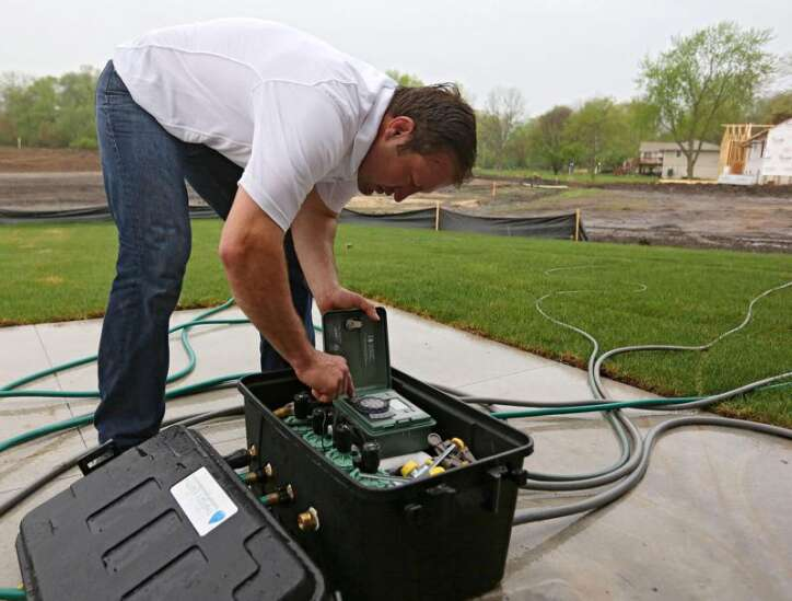 Irrigation companies find themselves crunched for time