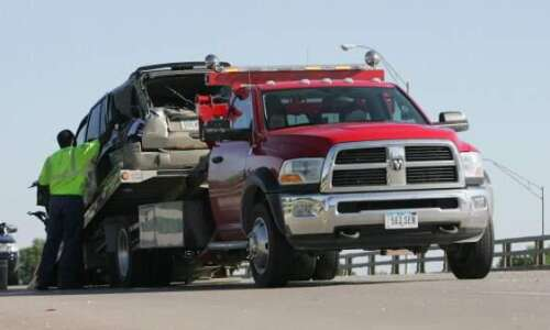 Multiple crashes slow traffic on southbound Interstate 380