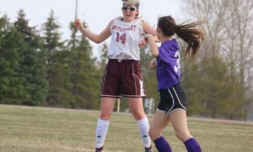 Heads up! Girls soccer practice begins Monday