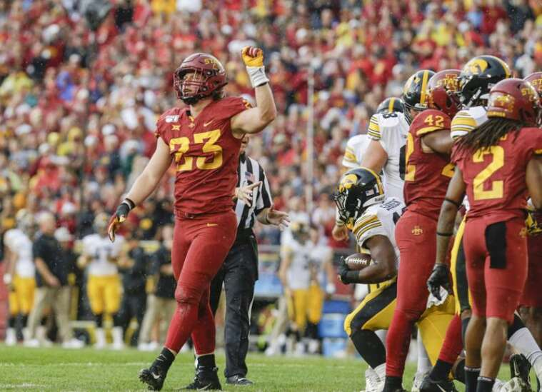 Iowa State football summer check-in: Linebackers | The Gazette