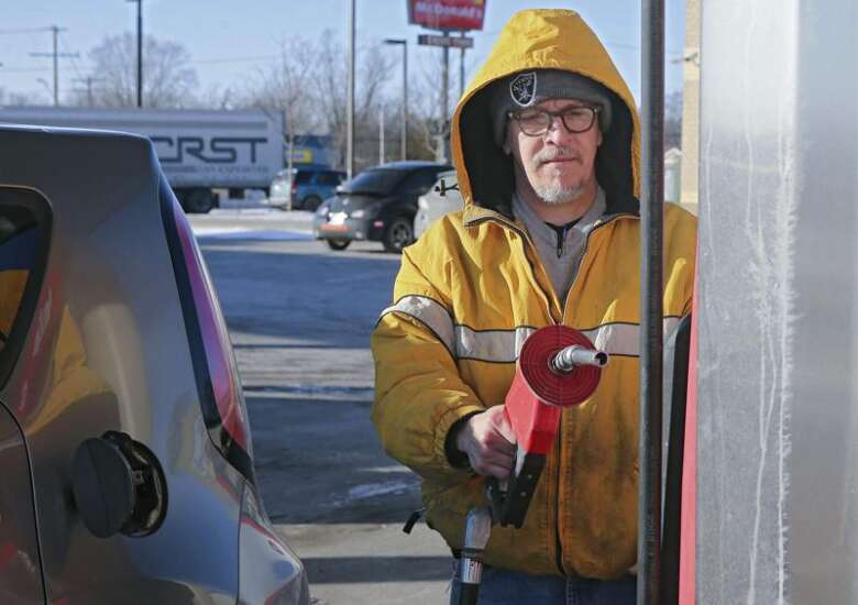 Iowa's gas tax increase working as planned, officials say