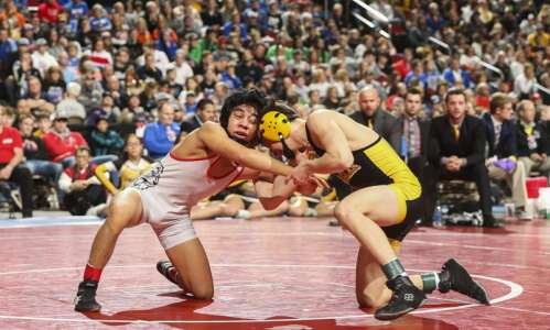 Photos: 2020 Iowa high school wrestling state wrestling championships