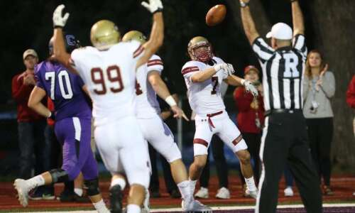 Coe thumps Cornell for 17th straight victory in rivalry