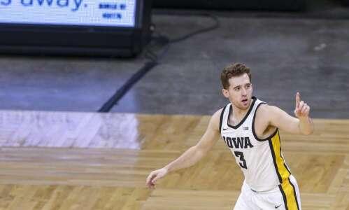 Jordan Bohannon a shooting star as Iowa Hawkeyes outgun Nebraska,…