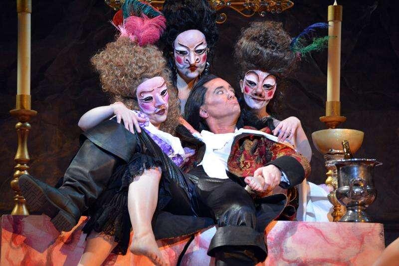 Cedar Rapids Opera Theatre presents a stunning 'Don Giovanni'