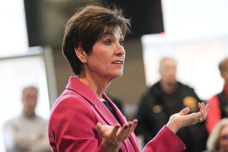 Gov. Kim Reynolds signs 'sabotage' bill into law