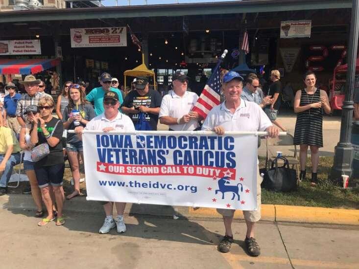 State disrespected military veterans