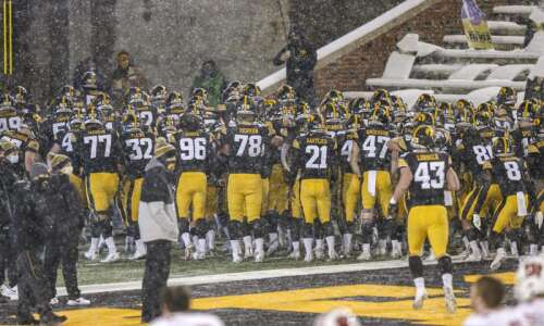 Iowa vs. Michigan football game is canceled