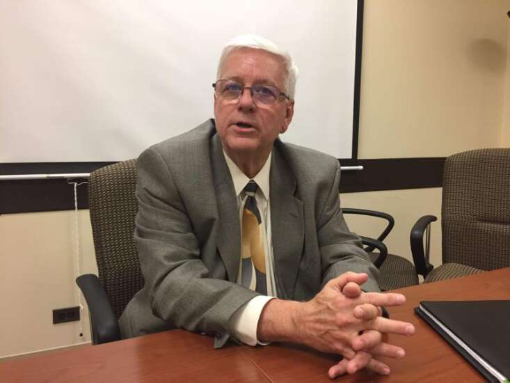 Former Iowa DHS director Foxhoven called agreement to fund governor staff position 'illegal'