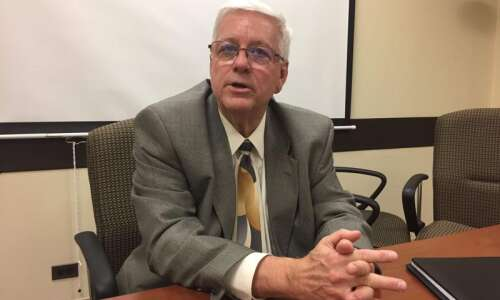 Former Iowa DHS director Foxhoven called agreement to fund governor…