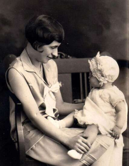 Remembering Mom, who chose her words carefully