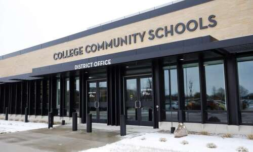 Masks required for K-6 at College Community schools