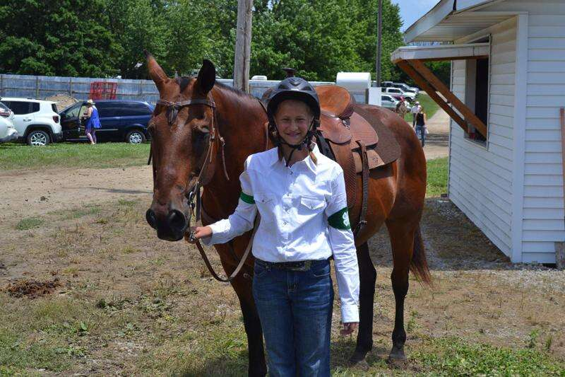 Horse show kicks off Greater Jefferson County Fair