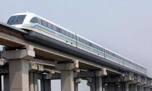 Chug, chug, chug: History's fastest trains