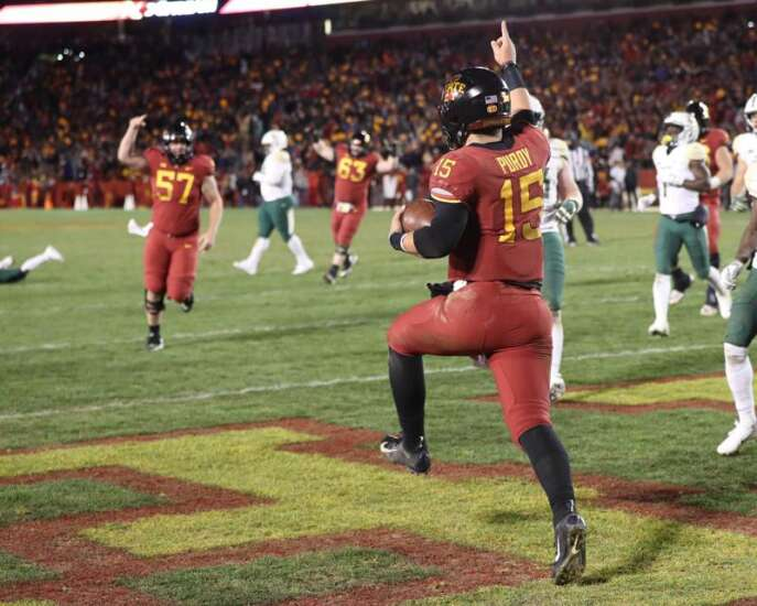 Big 12 stakes high for Iowa State against Texas