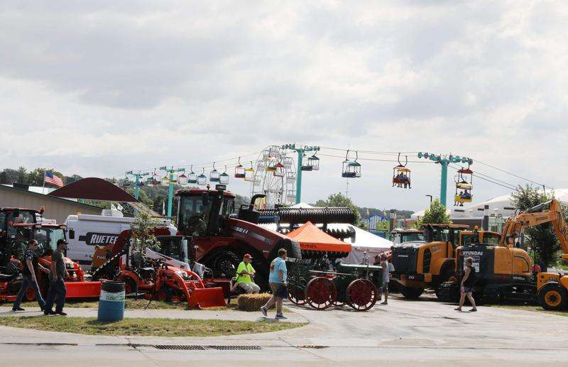 From pulled pork to politics, Iowa State Fair is all things Iowa
