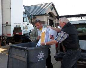 Safely dispose of unwanted documents at upcoming community shred events