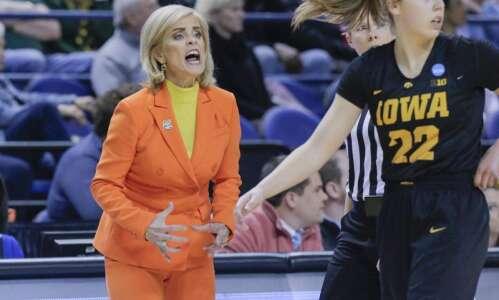 Iowa vs. Baylor: NCAA Tournament final score, stats, highlights