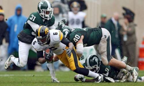 The Iowa-Michigan State game that might have been better if…