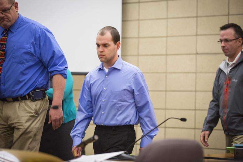 Prosecutor: Kozak shot Andrea Farrington when she told him she was seeing another man