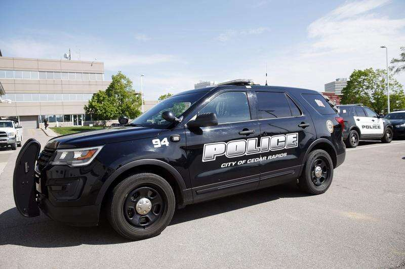 Cedar Rapids police investigating shooting that injured a man Wednesday