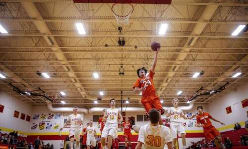Solon downs Marion to keep Eastern Division rolling in Wamac…