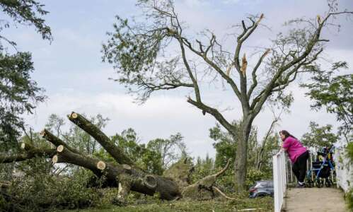 For those with medical needs, storm that hit Cedar Rapids…