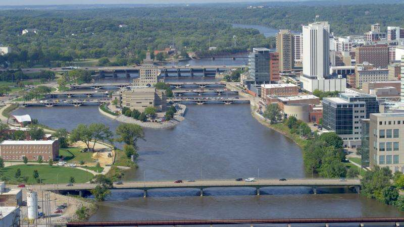 Iowa PBS series turns attention to historic buildings in Cedar Rapids