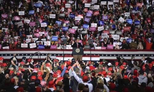 Trump to hold first 2020 campaign event in Iowa —…