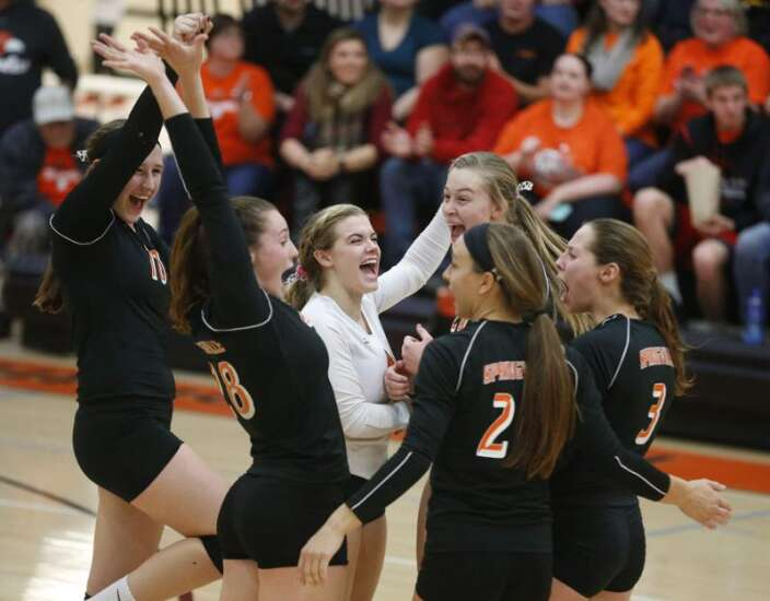 Springville returns to state volleyball with a deep run in mind