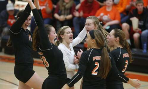 Springville returns to state volleyball with a deep run in…