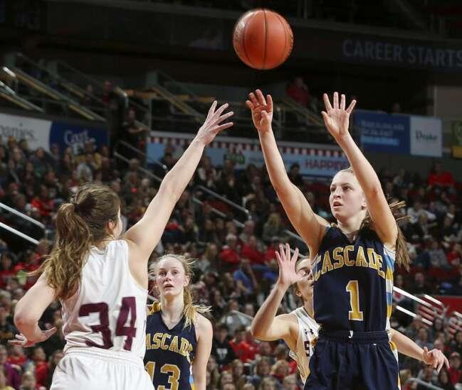 Iowa high school girls' basketball 2019-20: The Gazette's preseason rankings