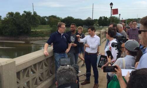 Flood, rinse, repeat? Mayor Pete has another idea